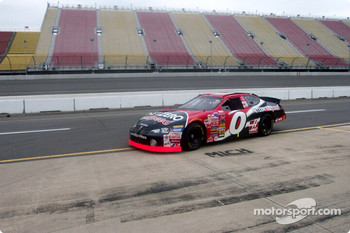 Kevin Harvick in Jack Spargue's car