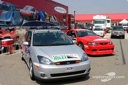 GrandAm Rolex Series Pace Cars