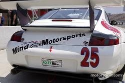 #25 Rosser Racing Porsche GT3 RS