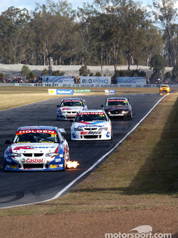 Greg Murphy leads Tander, Kelly and Wills