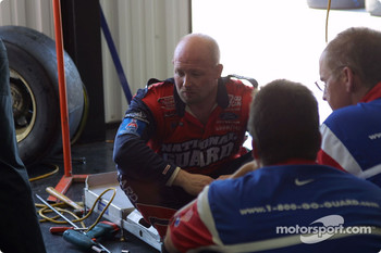 Todd Bodine weighs in