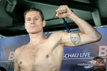 DTM vs boxing event: Danny Green