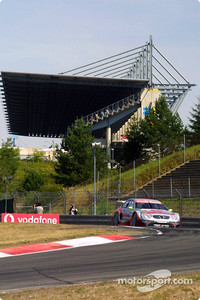 DTM Fotos - Bernd Schneider, Team HWA, AMG-Mercedes CLK-DTM 2003