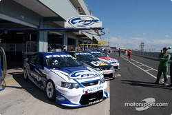 Ford Performance Racing stable