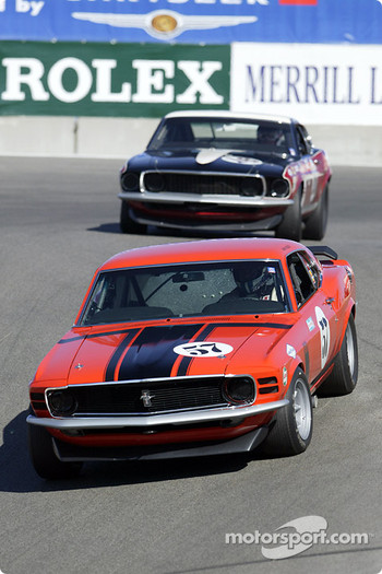 #57 1970 Boss 302 Mustang