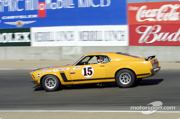 #15 1970 Boss 302 Mustang