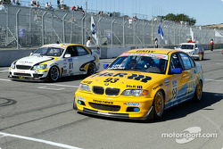 Second row on the grid for Saturday's Touring Car race