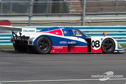 #08 1989 Aston Martin AMR, owned by James Freeman