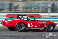 #85 Chevrolet Corvette Roadster, owned by Keith Watts