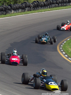 A pack of group 2 cars