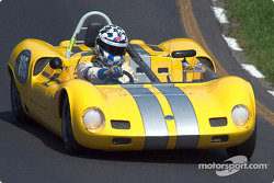 #195 1964 Elva Mk VIIs, ownedy by Lee Brahin