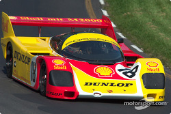 #18 1987 Porsche 962C, owned by Joe Graziano