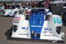 #16 Dyson Racing Team Lola EX257/AER MG