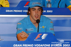 Thursday FIA press conference: Fernando Alonso