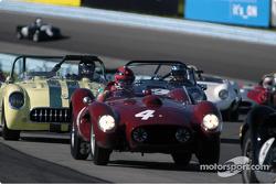 #4 1957 Ferrari 250TR