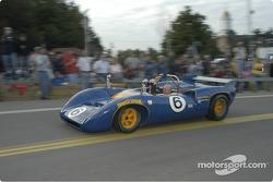 #6 1969 Lola T70 MkIIIb