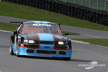 #23 Horizon Motorsports Mustang GT: Zave Aberman, Jim Harrell