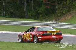 #50 Michael Baughman Racing Firebird: Rick Ellinger, Michael Baughman spins