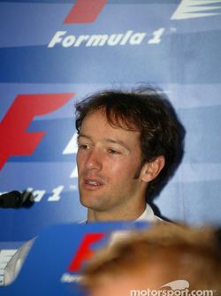 Thursday FIA press conference: Cristiano da Matta