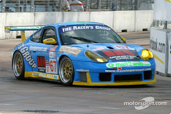 #67 The Racer's Group Porsche 911 GT3RS: Jeff Zwart, Pierre Ehret