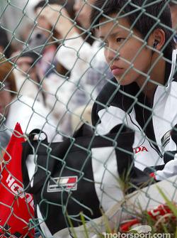 Fan at Suzuka