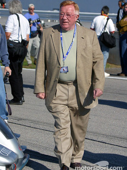 Starting grid: Don Panoz