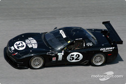 #52 Gilbert Racing Corvette: Vinnie Faraci, Henry Gilbert