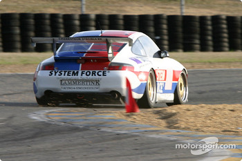 #32 System Force Motorsport Porsche GT3-RS