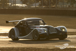 #49 The Morgan Motor Co Morgan Aero 8: Neil Cunningham