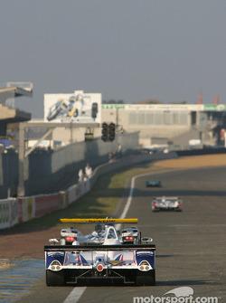 #14 RML MG Lola EX 257: Mike Newton, Thomas Erdos, Chris Goodwin