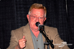 ALMS press conference: Don Panoz