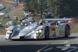 ALMS: #1 Infineon Team Joest Audi R8: Frank Biela, Marco Werner