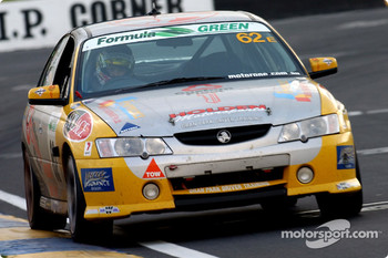 #62 Scott Loadsman Holden Commodore VX SS: Ray Lintott, David Russell, Scott Loadsman, Ian Luff