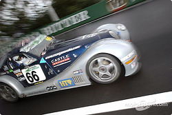 #66 Adam Sharpe Motorsport Morgan Aero 8: Adam Sharpe, Neil Cunningham, Keith Ahlers, Tom Shrimpton