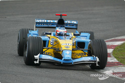 Renault F1 RDD driver Jose-Maria Lopez