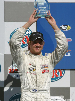 Podium: Ryan Dalziel
