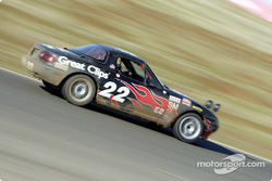#22 Elder Benner Motorsports: Justin Elder, Christian Elder, Manny Matz