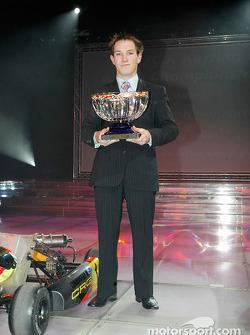Karting champion Wade Grant Cunningham
