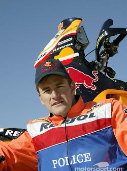 KTM presentation: Marc Coma