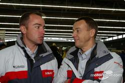 Giniel De Villiers and François Jordan
