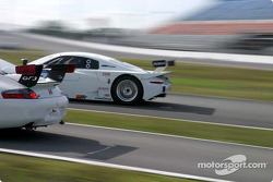 #7 Southard Motorsports BMW Fabcar: Shane Lewis, Jack Baldwin, George Robinson, Steve Southard