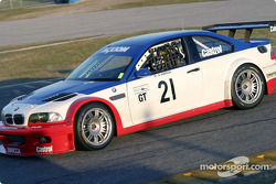 #21 Prototype Technology Group BMW M3: Bill Auberlen, Boris Said, Justin Marks