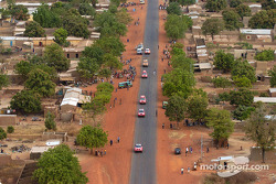Liaison to Burkina Faso