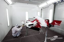 Composites - Painting Room
