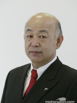 Toshiro Kurusu, Vice-President