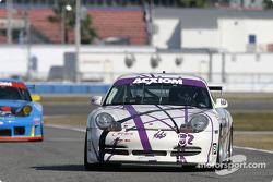 #82 dds Racing Porsche GT3 Cup: Jim Brillhart, Terry Heath, Jack Henricks, Steve Lynn