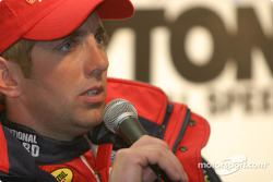 Post-qualifying press conference: Greg Biffle