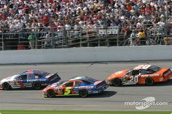 John Andretti, Terry Labonte and Tony Stewart