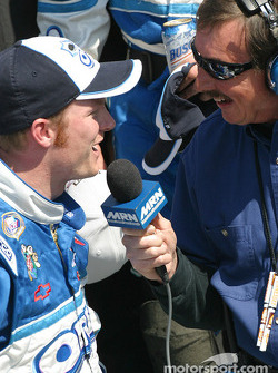 Interview for Dale Earnhardt Jr.