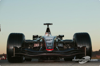 The new McLaren MP4-19